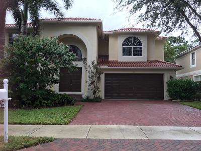 Palm Beach Gardens Single Family Home Contingent: 214 Lone Pine Drive