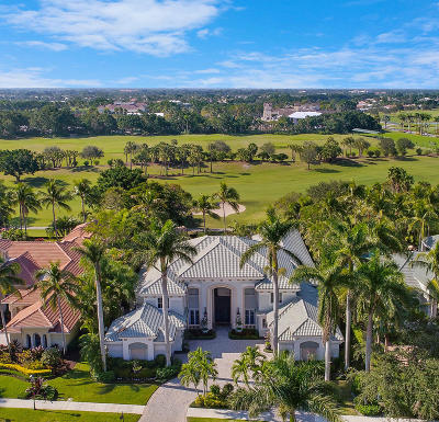Palm Beach Gardens Single Family Home For Sale: 211 Grand Pointe Drive