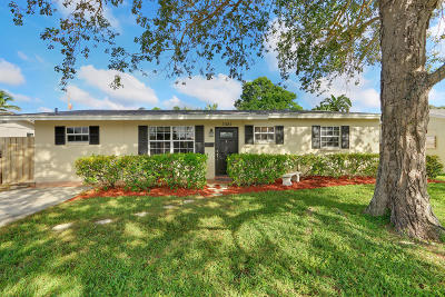 Single Family Home Closed: 3323 Florida Boulevard