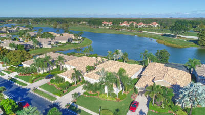 West Palm Beach Single Family Home For Sale: 7500 Blue Heron Way