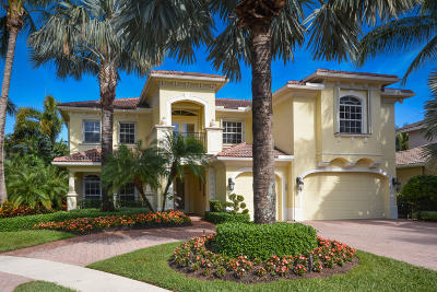 Delray Beach Single Family Home For Sale: 8961 Valhalla Drive