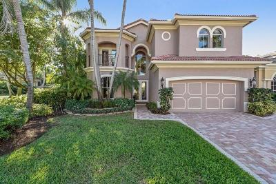 Delray Beach Single Family Home For Sale: 15977 Double Eagle Trail