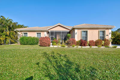 Hobe Sound Single Family Home For Sale: 8431 SE Duncan Street