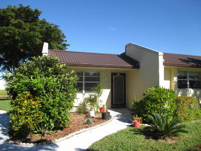 West Palm Beach Single Family Home For Sale: 331 Golden River Drive