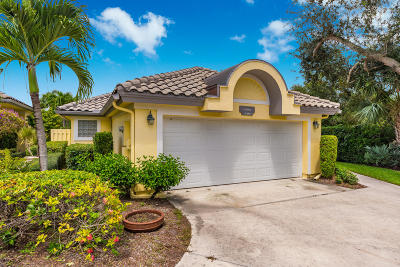Palm City Single Family Home For Sale: 12340 NW Harbour Ridge Boulevard