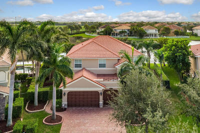 Boynton Beach Single Family Home For Sale: 8854 Cobblestone Point Circle