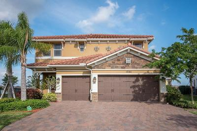 Parkland Single Family Home For Sale: 10081 Lake Vista Court
