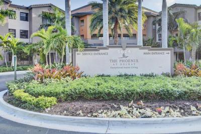 Delray Beach FL Condo For Sale: $129,000
