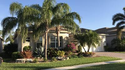 Boynton Beach Single Family Home For Sale: 9079 Clayton Manor
