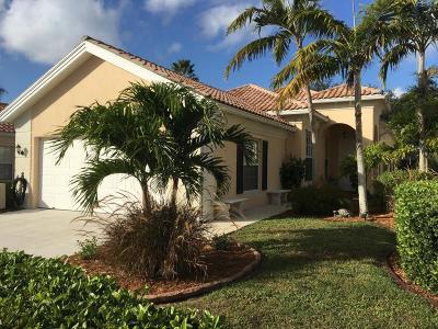 Delray Beach Single Family Home For Sale: 4615 Hammock Circle
