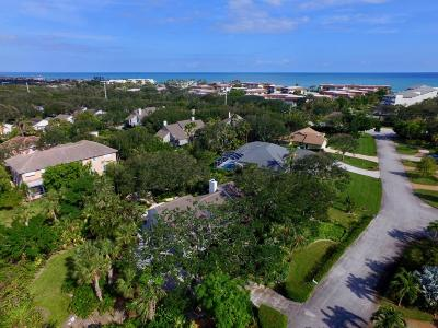 Indian River Shores Single Family Home For Sale: 854 Indian Lane