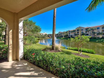 Juno Beach Condo For Sale: 200 Uno Lago Drive #102