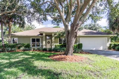 Palm City Single Family Home For Sale: 1997 SW Autumnwood Way