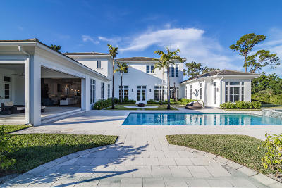 Palm Beach Single Family Home For Sale: 7744 Bold Lad Road
