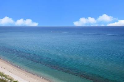 Singer Island Condo For Sale: 5380 Ocean Drive #19-F