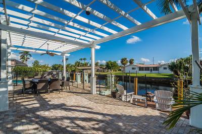 Pompano Beach Single Family Home For Sale: 650 SE 6th Avenue