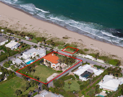 Palm Beach FL Residential Lots & Land For Sale: $15,500,000