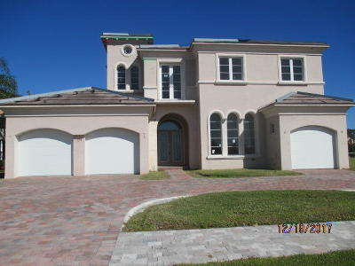 Port Saint Lucie Single Family Home For Sale: 138 SE Rio Angelica