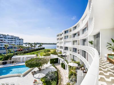 Palm Beach Condo For Sale: 2760 S Ocean Boulevard #314