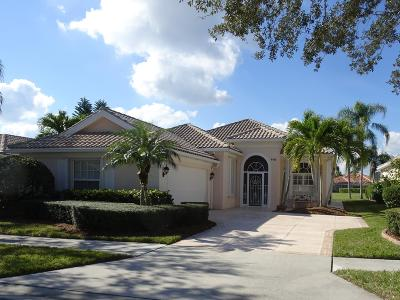 Hobe Sound Single Family Home Contingent: 8112 SE Palm Hammock Lane