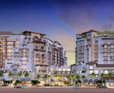 Boca Raton Condo For Sale: 105 E Camino Real #510