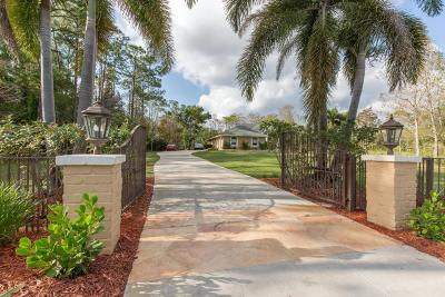 Lake Worth Single Family Home For Sale: 6037 Reynolds Road
