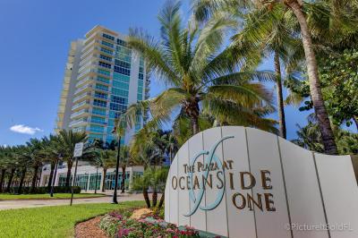 Pompano Beach Rental For Rent: 1 Ocean Boulevard #1112