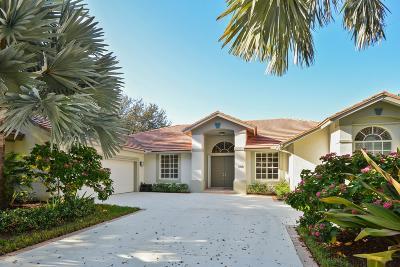 Jupiter FL Single Family Home For Sale: $575,000