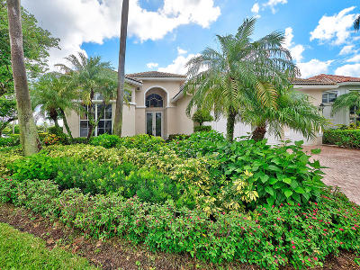 Palm Beach Gardens Single Family Home For Sale: 150 Banyan Isle Drive