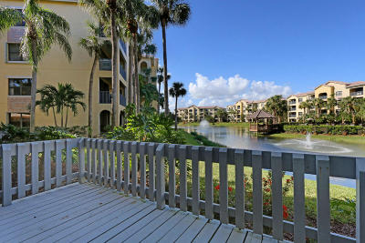 Juno Beach Condo For Sale: 600 Uno Lago Drive #104