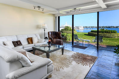 North Palm Beach Condo For Sale: 132 Lakeshore Drive #G-27