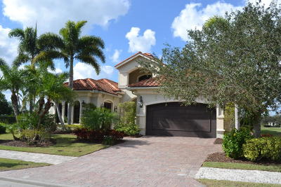Port Saint Lucie Single Family Home For Sale: 151 SE Rio Angelica