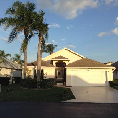 West Palm Beach Single Family Home For Sale: 3518 Dora Lane