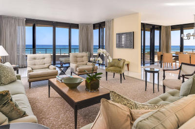 Palm Beach Condo For Sale: 110 Sunset Avenue E #2 B
