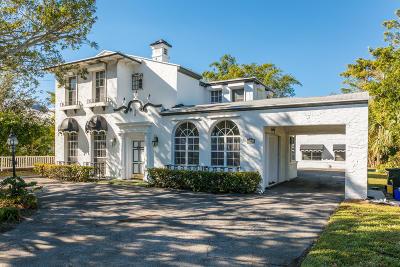 Delray Beach Single Family Home For Sale: 1616 Swinton Avenue