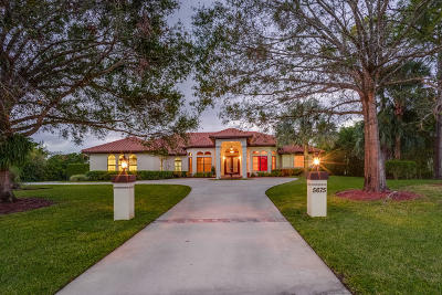 Steeplechase Single Family Home For Sale: 5675 Sea Biscuit Road