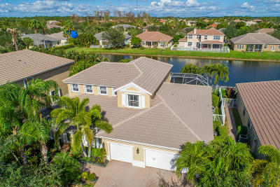 Lake Worth Single Family Home Contingent: 9769 Salt Water Creek Court