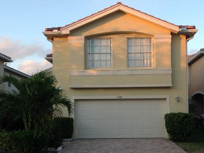 Greenacres Single Family Home Contingent: 5089 Starblaze Drive