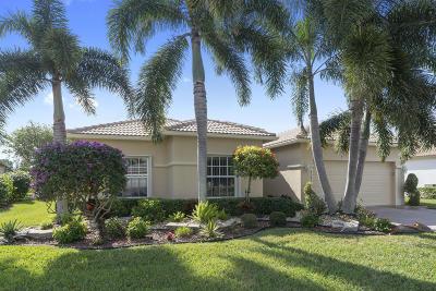 Boynton Beach Single Family Home For Sale: 8542 Royal Verona Circle