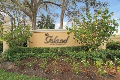Jupiter, Palm Beach Gardens, West Palm Beach Single Family Home For Sale: 38 Cayman Place