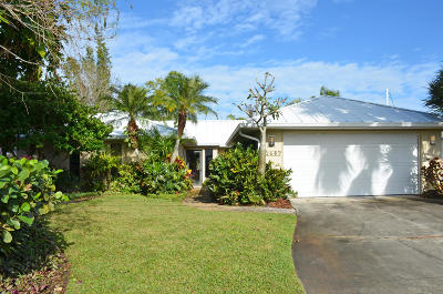 Palm City Single Family Home Contingent