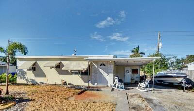 Pompano Beach Single Family Home For Sale: 2833 NE 12th Terrace