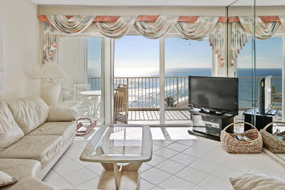 Highland Beach Condo For Sale: 3101 S Ocean Boulevard #822