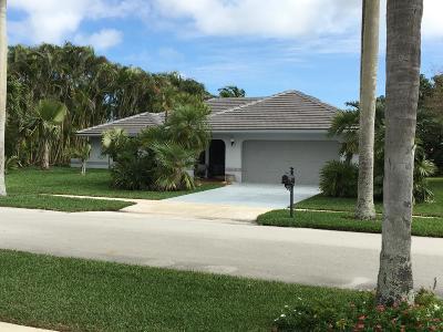 Boynton Beach Single Family Home For Sale: 2456 SW 23rd Cranbrook Drive