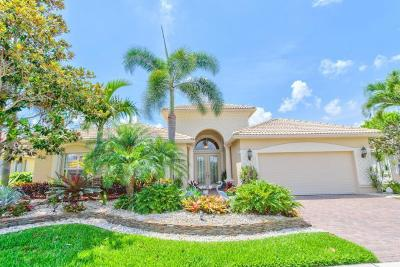 Lake Worth Single Family Home For Sale: 6643 Milani Street