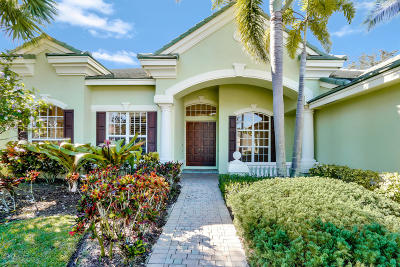 Jupiter Single Family Home For Sale