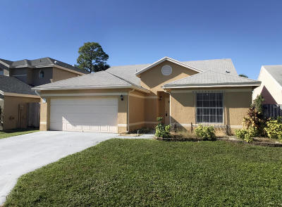Royal Palm Beach Single Family Home For Sale: 108 Banyan Ln