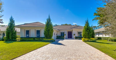 Port Saint Lucie Single Family Home For Sale: 10129 Inverness Way