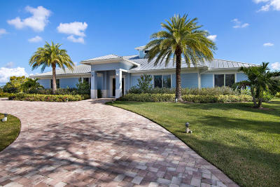 Palm Beach Country Estates Single Family Home For Sale: 16700 77th Trail