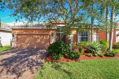 Lake Worth Single Family Home For Sale: 6712 Via Bellini